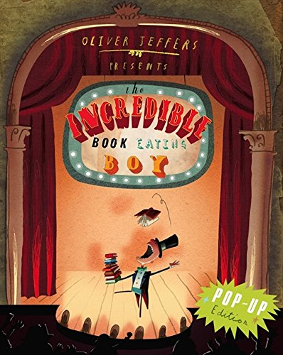 9780007320912: The Incredible Book Eating Boy: Pop-up Book