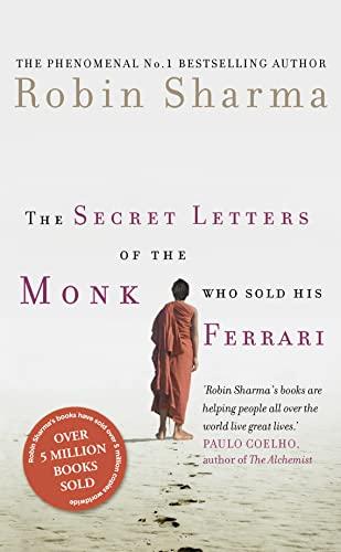 9780007321117: Secret Letters of the Monk Who Sold His Ferrari