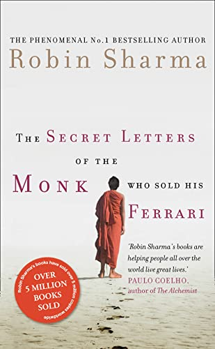 9780007321117: The Secret Letters of the Monk Who Sold His Ferrari