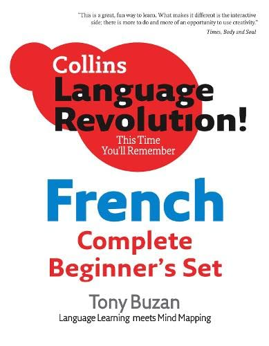 9780007321162: French: Complete Pack (Collins Language Revolution) (English and French Edition)