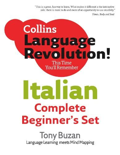 9780007321179: Italian: Complete Pack (Collins Language Revolution) (English and Italian Edition)