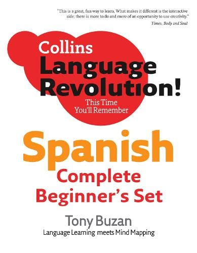 9780007321186: Spanish: Complete Pack (Collins Language Revolution) (Spanish and English Edition)