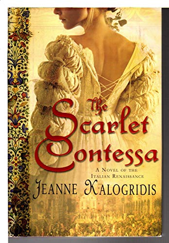 9780007321940: The Scarlet Contessa