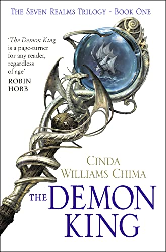 9780007321988: The Demon King (The Seven Realms Series)