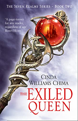 9780007321995: Exiled Queen (The Seven Realms Series)