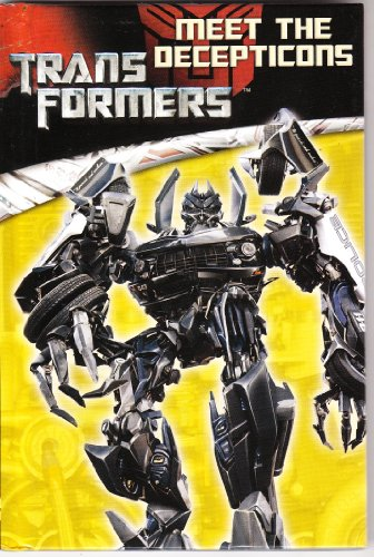 9780007322374: Meet the Decepticons (Transformers)
