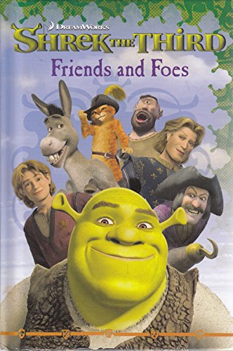 9780007322404: Friends and Foes (Shrek the Third)