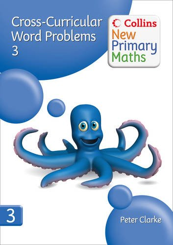 9780007322879: Collins New Primary Maths - Cross-Curricular Word Problems 3