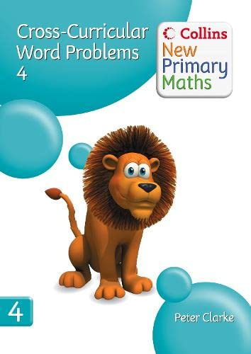 9780007322886: Collins New Primary Maths - Cross-Curricular Word Problems 4