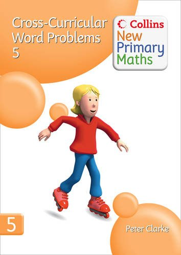 9780007322893: Collins New Primary Maths - Cross-Curricular Word Problems 5