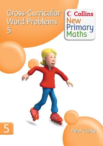 9780007322893: Cross-Curricular Word Problems 5 (Collins New Primary Maths)