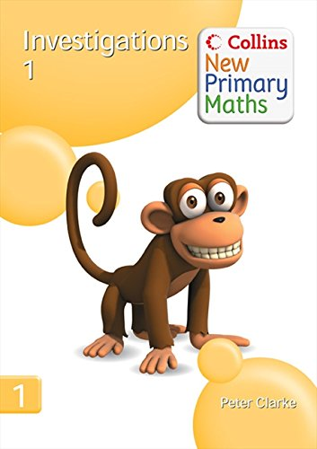 9780007322916: Collins New Primary Maths - Investigations 1