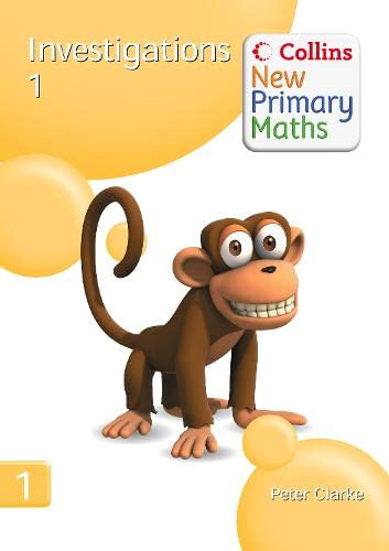 9780007322916: Investigations 1 (Collins New Primary Maths)