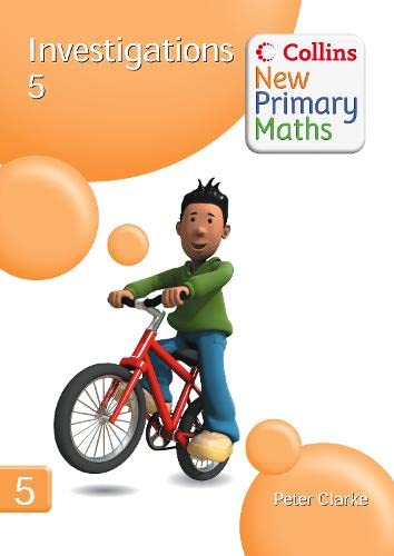 9780007322985: Investigations 5 (Collins New Primary Maths)