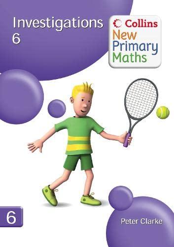 9780007322992: Collins New Primary Maths ? Investigations 6