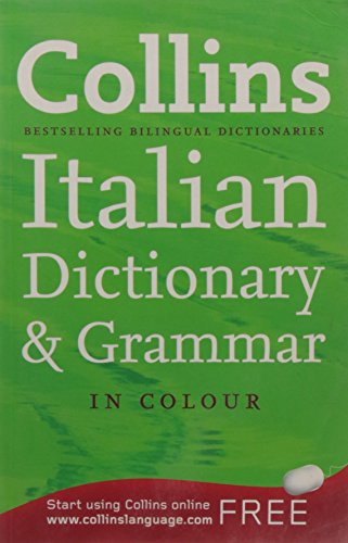 9780007323180: Collins Italian Dictionary and Grammar (Collins Dictionary and Grammar) (Italian and English Edition)