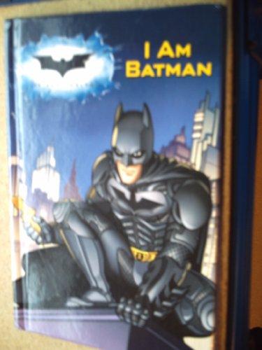 9780007323289: I Am Batman: I Can Read! (Batman - The Dark Knight)