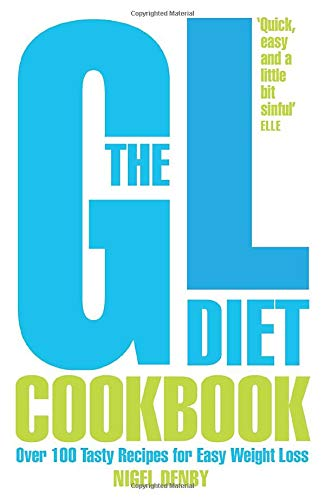 9780007323647: The GL Diet Cookbook: Over 100 tasty recipes for easy weight loss