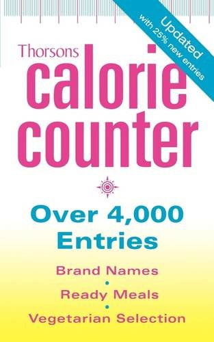9780007323722: Thorsons Calorie Counter