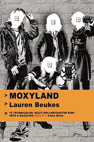 9780007323890: Moxyland