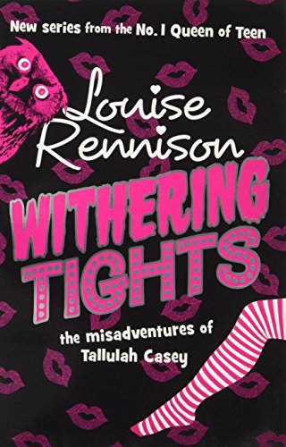 9780007323906: Withering Tights (The Misadventures of Tallulah Casey, Book 1)