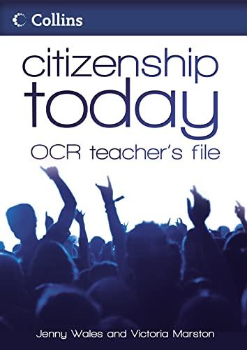 9780007324408: Citizenship Today - OCR Teacher's File