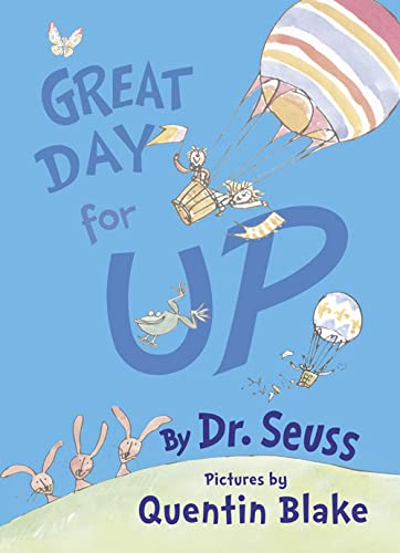 9780007324545: Great Day for Up. Dr. Seuss