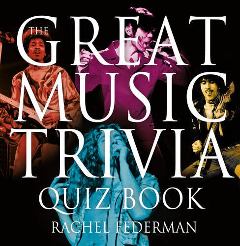 9780007324682: The Great Music Trivia Quiz Book
