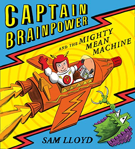 9780007324781: Captain Brainpower and the Mighty Mean Machine