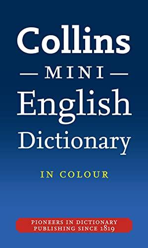 9780007324903: Collins English Dictionary