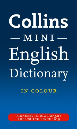 9780007324903: Collins Mini English Dictionary