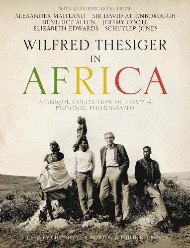 9780007325245: Wilfred Thesiger in Africa