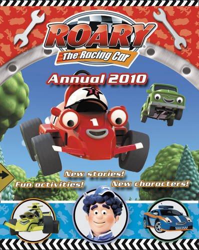 9780007325498: Roary the Racing Car - Roary Annual 2010