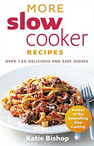 9780007325597: More Slow Cooker Recipes