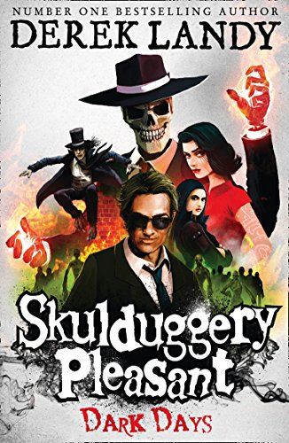 9780007325979: Dark Days (Skulduggery Pleasant)