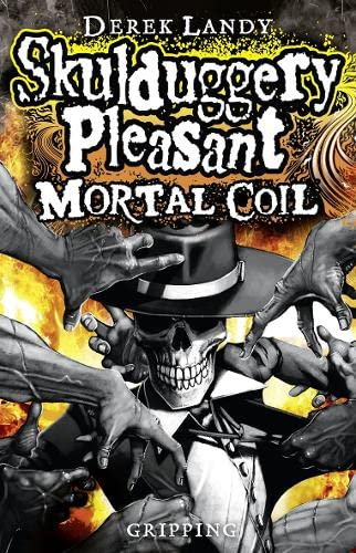9780007325986: Mortal Coil (Skulduggery Pleasant, Book 5)