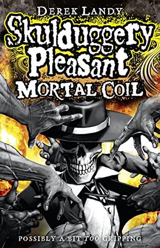 9780007326006: Mortal Coil (Skulduggery Pleasant, Book 5)