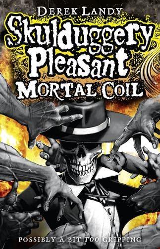 9780007326006: Mortal Coil (Skulduggery Pleasant - Book 5)