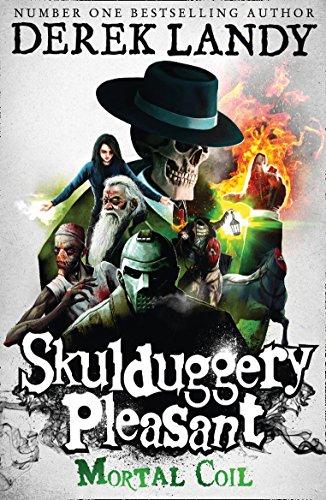 9780007326013: Mortal Coil (Skulduggery Pleasant - Book 5)