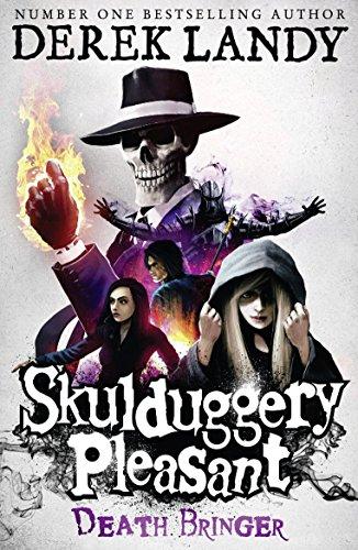 9780007326037: Death Bringer (Skulduggery Pleasant, Book 6)