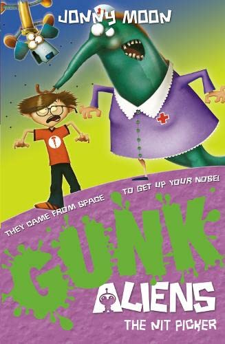 9780007326174: The Nit Picker (GUNK Aliens)