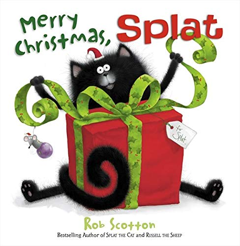 9780007326242: Merry Christmas, Splat (Splat the Cat)