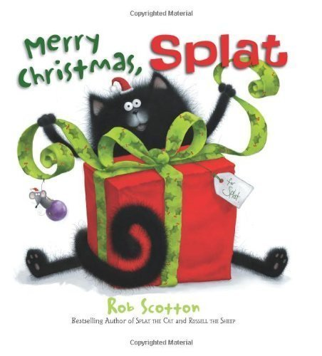 9780007326259: Merry Christmas, Splat (Splat the Cat)