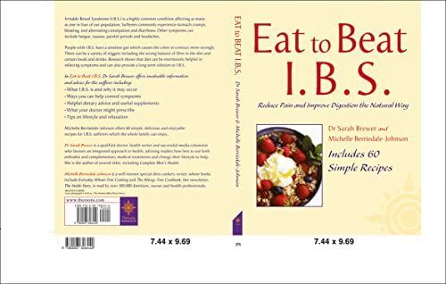 9780007326440: Eat to Beat I.B.S