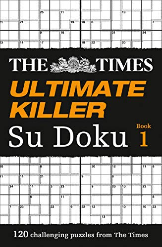 9780007326631: The Times Ultimate Killer Su Doku (Times Su Doku)