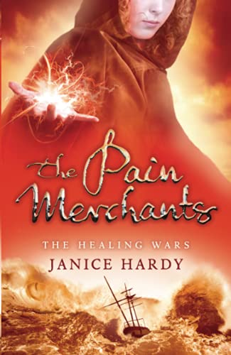 9780007326792: The Pain Merchants (The Healing Wars, Book 1)