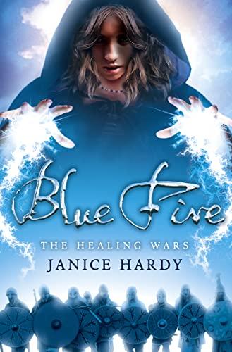 9780007326822: Blue Fire (The Healing Wars)