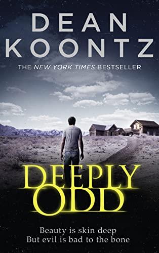 9780007327058: Deeply Odd (Odd Thomas)