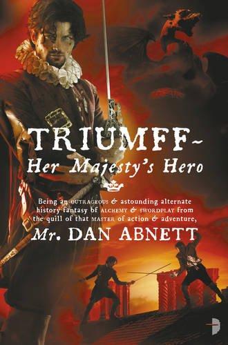 9780007327690: Triumff: Her Majesty's Hero