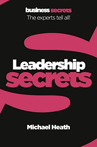 9780007328055: Leadership (Collins Business Secrets)